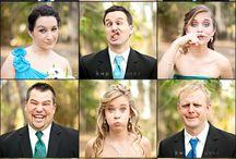 Funny wedding shots. / #funny