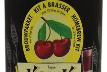 Belgian Beer Kits / A slection of Belgian beer kits