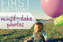 Emmas first birthday pictures / by Kayla Sullivan