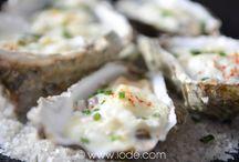 Recettes d'huîtres HCM / recipe oyster