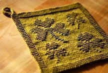 Knitting stitch patterns / by Katya Blanchard