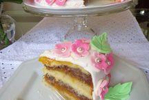 recheios e bolos