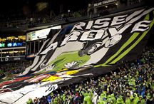 Sounders FC tifos
