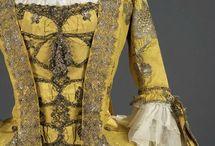 robe a la française 18ème
