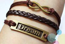 Stackable Bracelets - Summer 2014 / by Stringing Guidelines