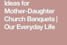mother daughter banquet