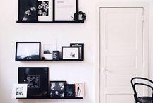 Black/Shelves