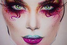 make-up fashion ideas