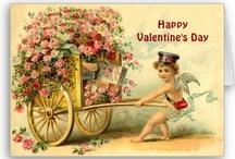 Valentine, Be Mine / by Verna Studer
