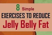 for lower belly fat
