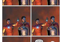 Marvel & stuff