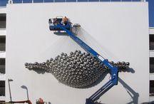 Installation / by Carola Frajdenrajch
