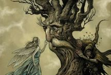 Trolls, ogres, Froud...All Things Fairytales... / Art and books related to fairytale creatures / by J.M. Hanson