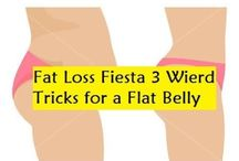 Tricks for a Flat Belly