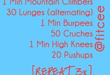 Fitcee Fitness Travel Workouts / travel workouts for those on the go!