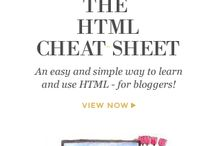 Computer Cheat Sheets