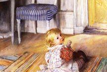 Children in Art / by Cheryl McNulty