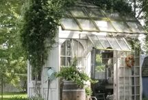 Greenhouses And Garden Structures