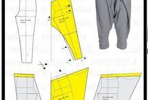 fantazyjne spodnie