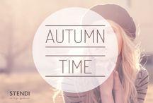 Autumn Time / Autumn fashion, outfit, style #Stendi