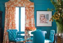 Great curtain treatments