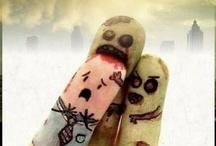 Dedos con cara