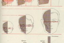 . how to draw Head and Hair