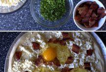 Breakfast ideas / Food