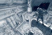 sci-fi design
