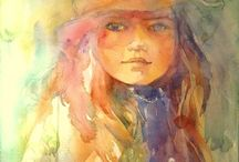 Watercolor 3 / by Josiane Cobert
