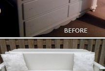 bútor átalakítás, bútorfestés és felújítás