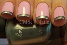 Nails / by Yeva Sherman