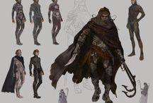 Dune cosplay