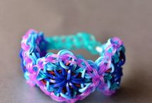 Rubber band fun! / by Kathryn Muellner
