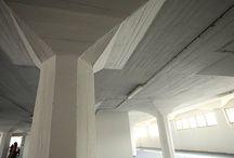Large - span contruction / case studies for One Artist Museum