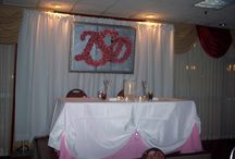 Wedding BackDrops / DIY Rentals Terre Haute Indiana Wedding and Events. We Rent Décor, Wedding Tents and offer full set up