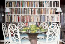 hypothetical dining room / by Diamonds&Pearls Taylor