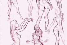 Sketches - Bocetos o apuntes