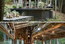 tiny retreats / by Mission Rootz