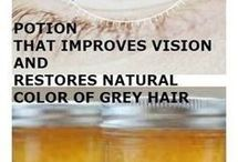 Eye and grey hair remedy