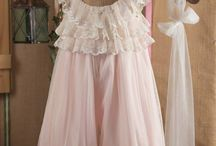Christening clothes for girl