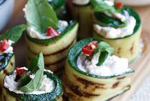 Recipes -Zucchini - Courgette