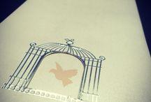 Tasarim Davetiye - Invitation Design / Ozel tasarim dugun davetiyeleri, ozel zarflar ve kutu cesitleri.