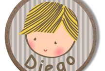 comunióm Diego