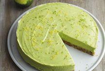 Desserts en taart / Avocado taart