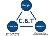 Cognitive Behavioral Therapy - make changes in our thinking and actions to improve the way we feel ?