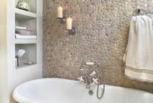 Bathroom and Kitchen Ideas / by Rebecca Hamil