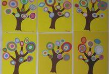 albero autunnali