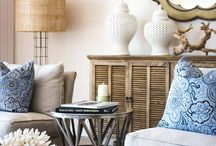 Cape Cod Living / Inspirational interiors and pieces that are perfectly suited for a Cape Cod home.