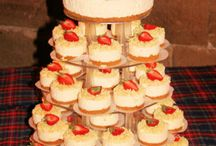 Wedding - cheesecake